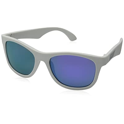 Aces fueled by Babiators Wicked White/Mirrored Lenses - Aces Navigator