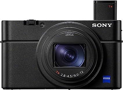 Sony Rx100 Vii Premium Kompaktkamera Mit Gestapeltem Kamera