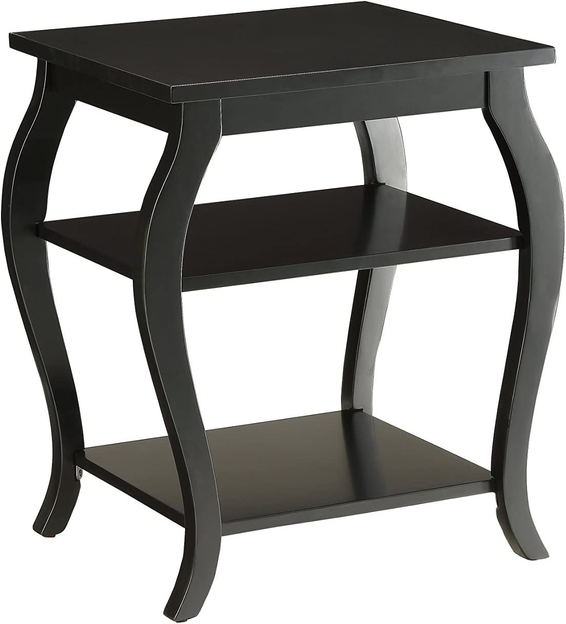 ACME Furniture 82826 Becci End Table, One Size, Black