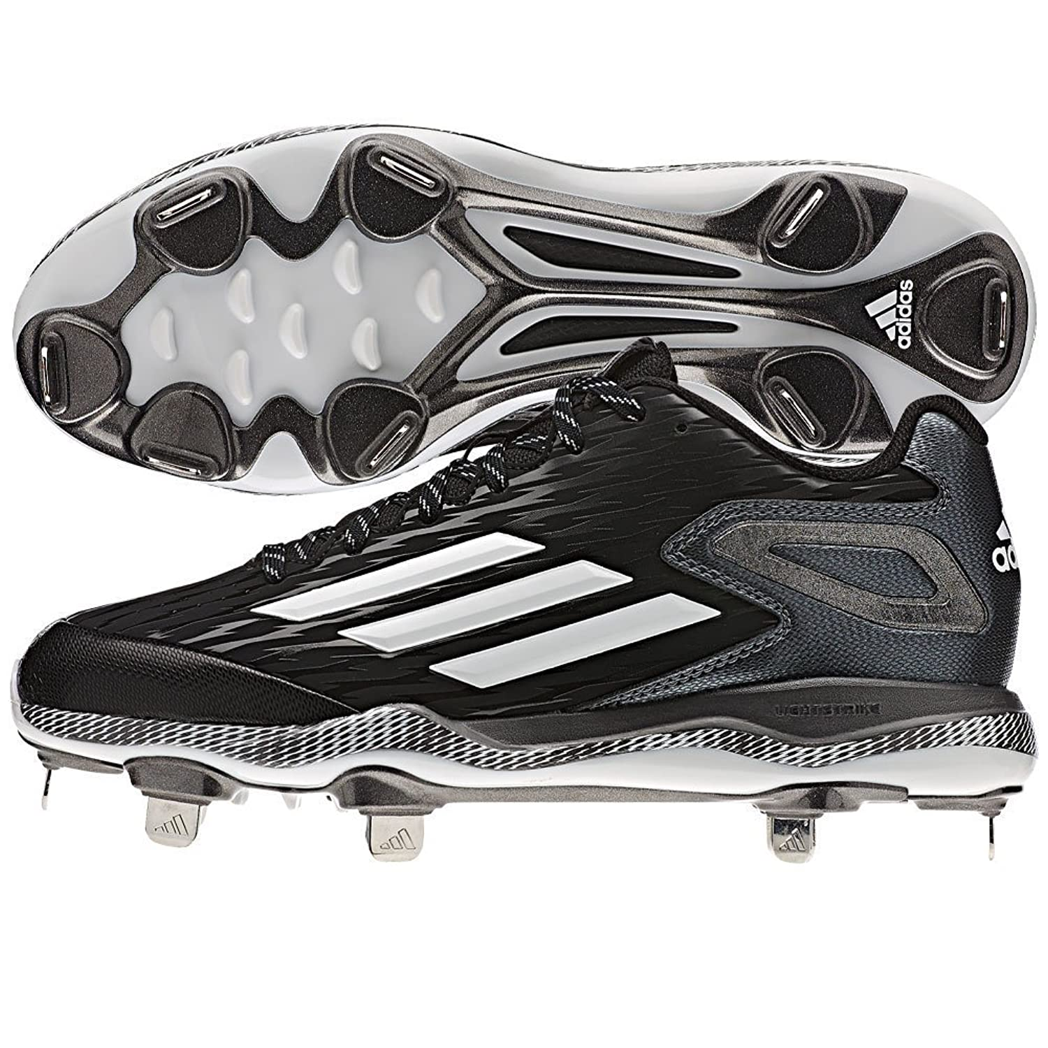 Gut adidas Performance Damen PowerAlley 3 W Softball Cleat