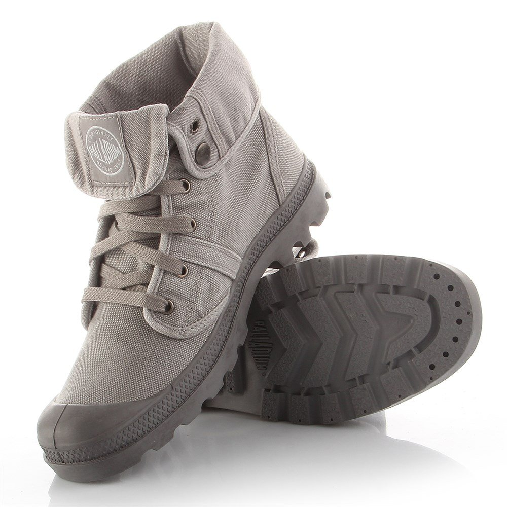 Palladium Pallabrouse Baggy - 02478066 - Color Beige-Brown - Size: 11.0