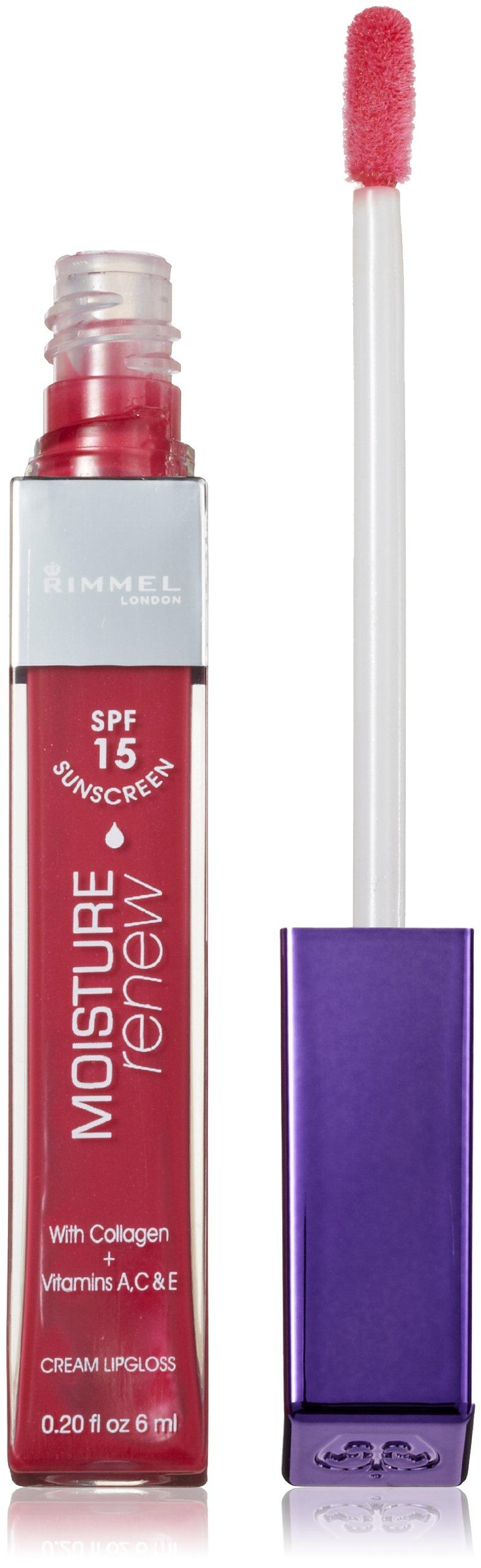 Moisture Renew Lipgloss by Rimmel #15