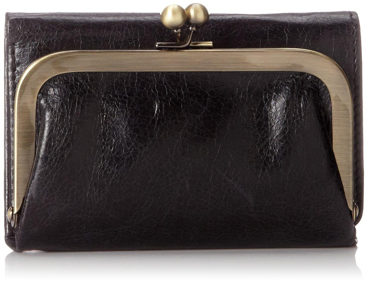 HOBO Vintage Robin Wallet,Black,one size
