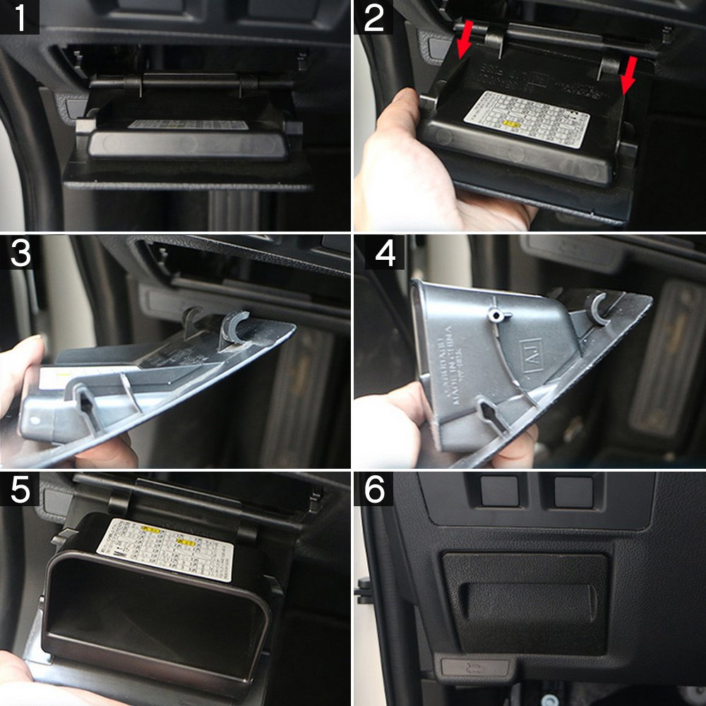 Genuine Hyundai 84512-23000 Glove Box Guide