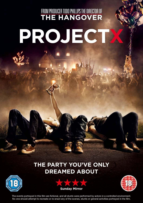 Amazon.com: Project X [DVD] [2012]: Thomas Mann: Movies & TV