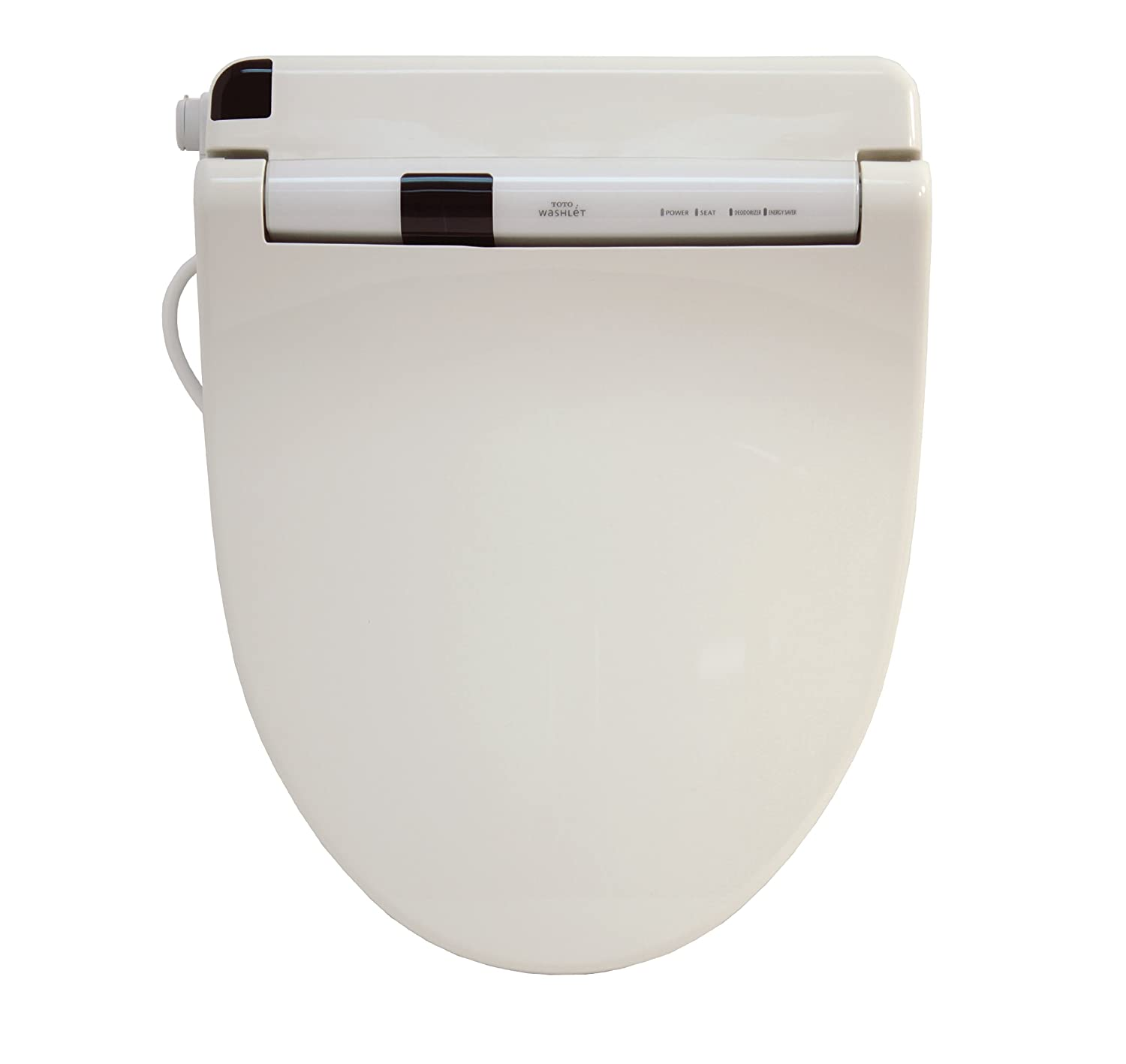 TOTO SW554-12 Washlet S300 Elongated Front Toilet Seat (Sedona Beige ...