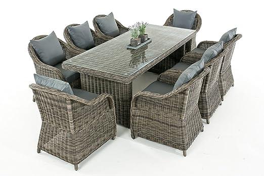 Conjunto de jardín cp071XL, asiento Grupo Muebles de Salón ...