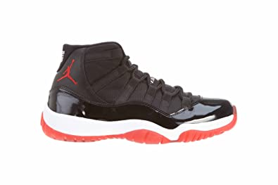 Air Jordan 11 Retro Amazon Rouge Et Noir