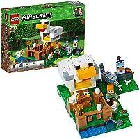 Lego - 21140 Minecraft Tavuk Kümesi