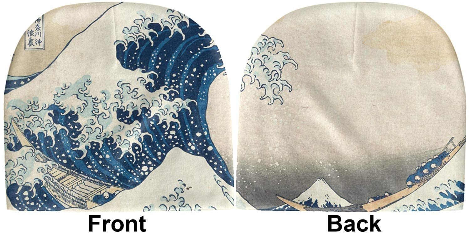 Blue Great Wave of Kanagawa Baby Hat Beanie
