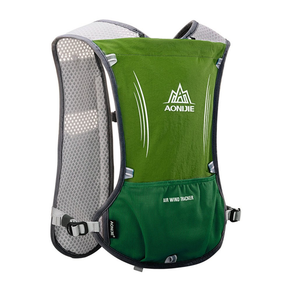 29a0c91fab7e AONIJIE Nylon Hydration Backpack Running Vest Pack Women Men for ...