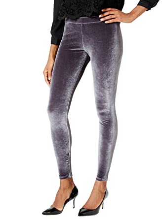2db9646f675256 Image Unavailable. Image not available for. Color: Hue Velvet Leggings ...