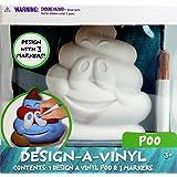 Tara Toy Design A Vinyl Poo Playset