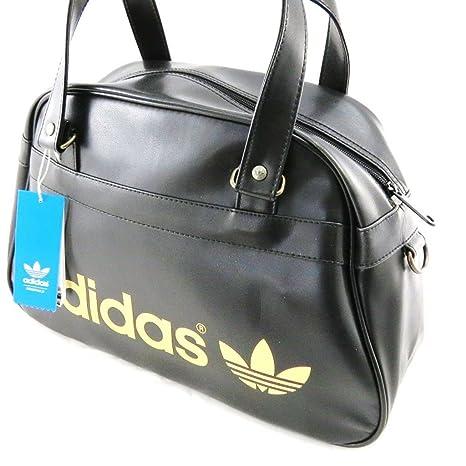 adidas bowling bag nero