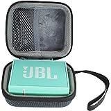 Viajar Difícil Caso Bolso para JBL GO/GO2 Altavoz Portátil inalámbrico Bluetooth por VIVENS
