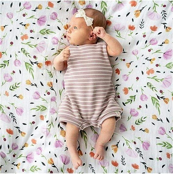Amazon.com: Traje de bebé para recién nacido, sin mangas ...