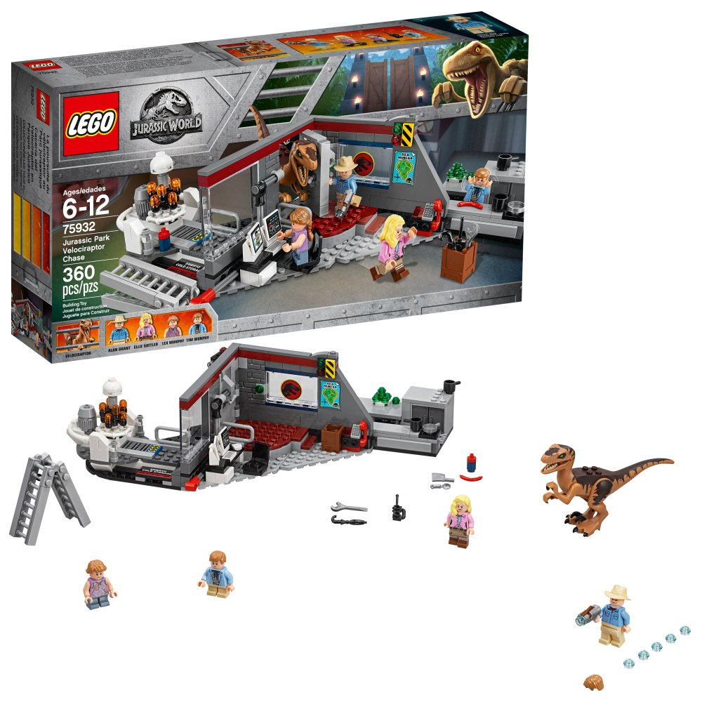 Top 9 Best Lego Jurassic Park Sets Reviews in 2020 8