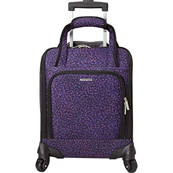 """b393d973e American Tourister Lynnwood 16"""" Underseat Spinner Carry-On - eBags  Exclusive"""