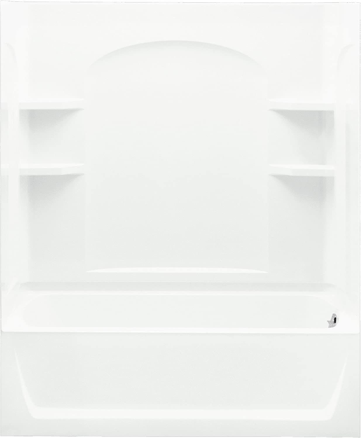 4. Sterling 71220120 Ensemble Bath/Shower Combo