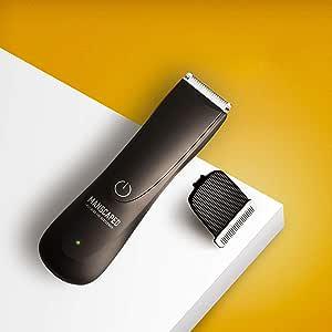 Manscaped ingle condensador de ajuste eléctrico del pelo: Amazon ...
