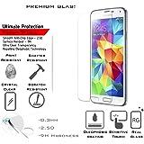 Generic AMversio2015066 Film de Protection d'écran en verre trempé pour Samsung Galaxy S5