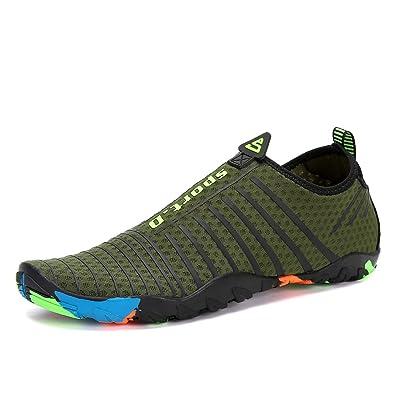01918573a5880 Amazon.com | MET520 Non-Slip Women Men Beach Shoes Summer Quick-Dry ...