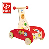 Hape Wonder Walker Push and Pull Toddler