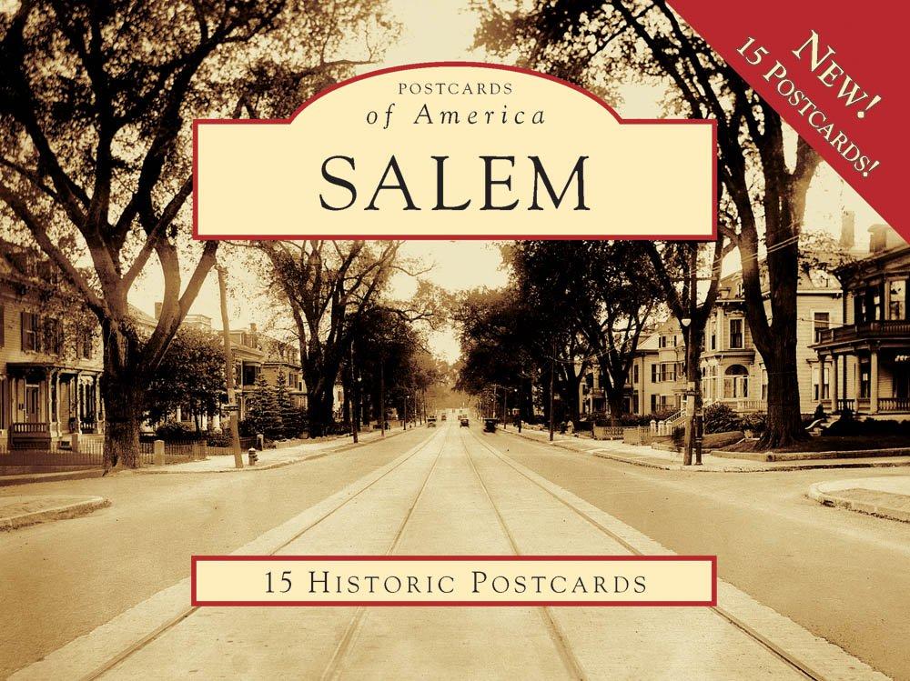 Download Salem (MA) (Postcards of America) ebook