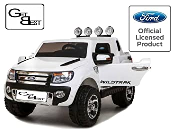 Buy Getbest Remote Control Ford Ranger Jeep For Kids White