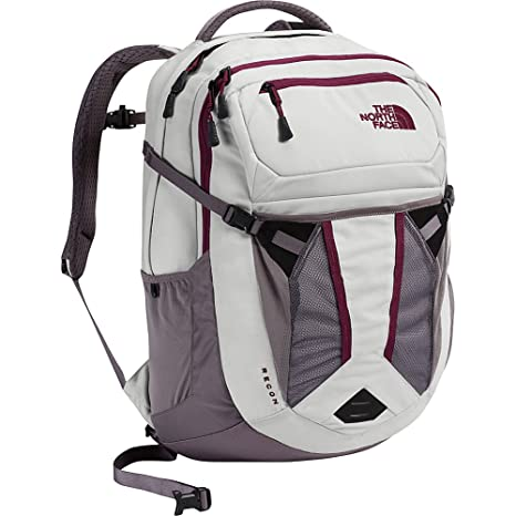 504634227 The North Face Women's Recon Backpack - vaporous grey light heather/rabbit  grey, one size: Amazon.ca: Luggage & Bags