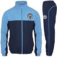 Manchester City FC - Chándal oficial para hombre - Chaqueta y pantalón largos