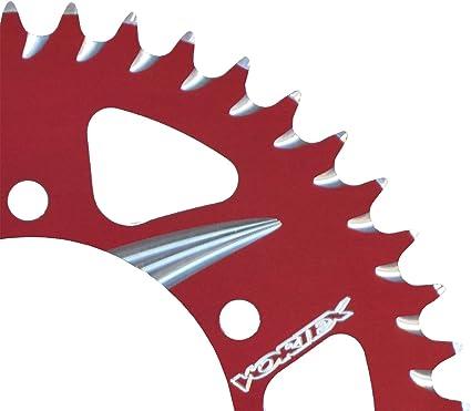 Vortex 826CZR-52 Red 52-Tooth Rear Sprocket