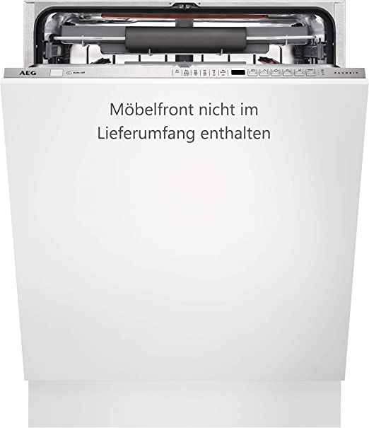 AEG FSE63720P Totalmente integrado 15cubiertos A+++ lavavajilla ...