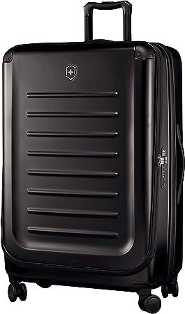 Victorinox Spectra 2.0, Extra Large extensible, 4 à roues chariot cas, en noir {108-145 litres}