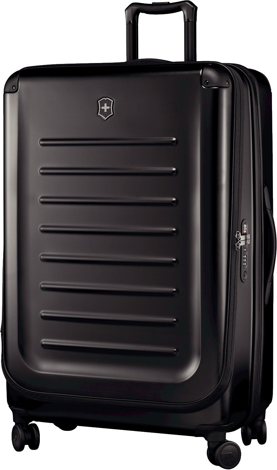 Victorinox Spectra 2.0 Extra-Large Expandable Spinner, Black by Victorinox