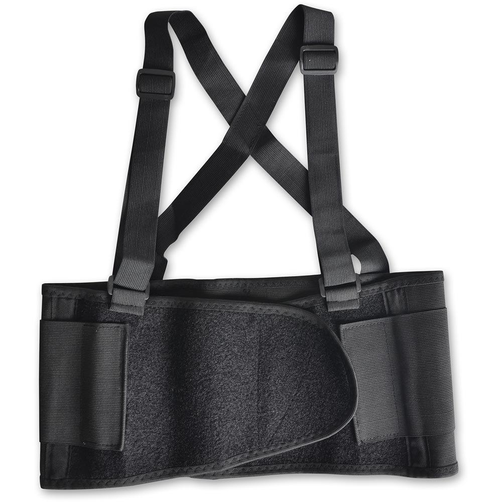 Scan Back Support Belt With Braces