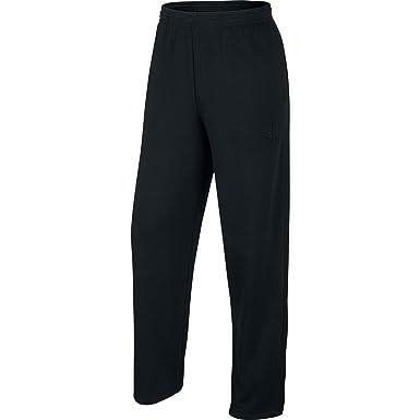Jordan Ajxi Tux rayas pantalón de chándal para hombre negro 576828 ...