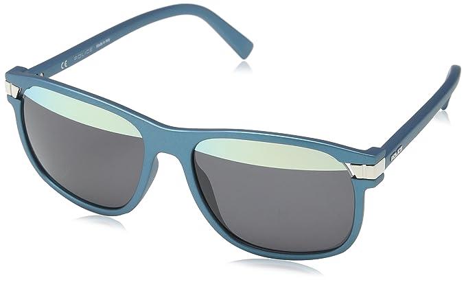 Police SPL231-gafas de sol Hombre Plateado Plateado (SEMI ...