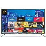 تلفزيون 50 بوصة من ايمبكس، شاشة ليد الترا اتش دي 4 كيه - GORIA 50