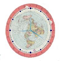 Flat Earth Clock