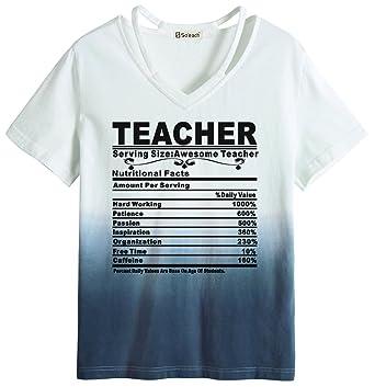 Amazon.com: Soeach - Camiseta para mujer, diseño de ...