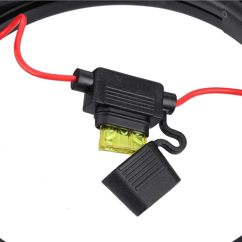 2M Batterie Stromkabel für Yamaha 20 PS 25 PS 60 PS Außenbordmotor