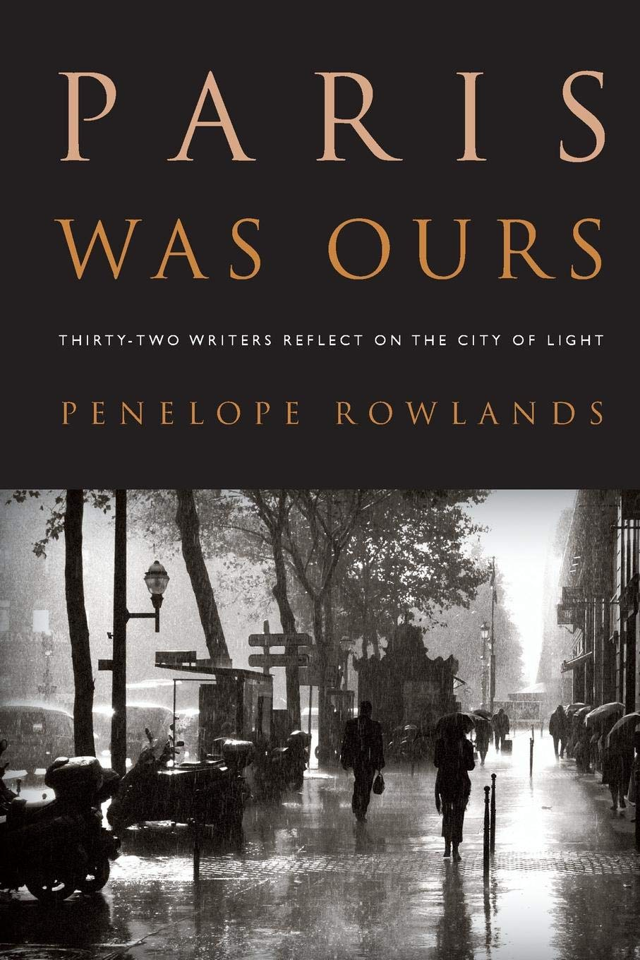 Image result for Paris Was Ours by Penelope Rowlands