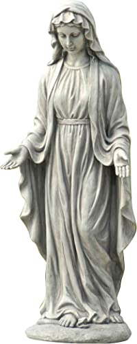 Luxen Home Winsome House Mary Statue
