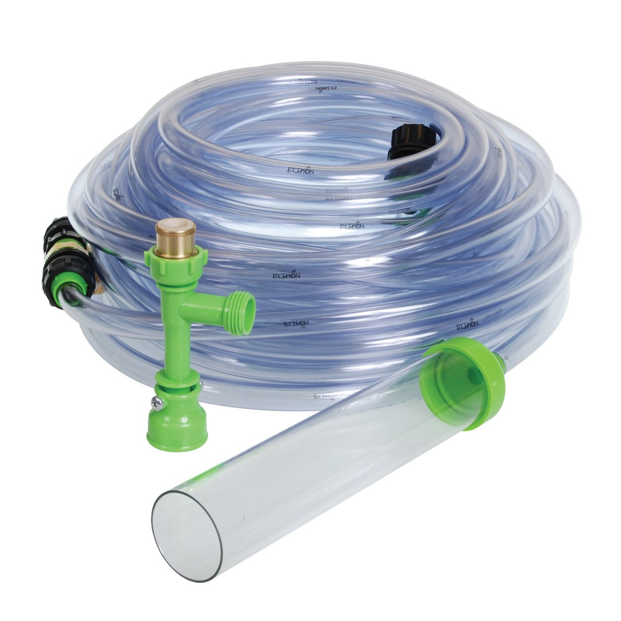(Large) Python No Spill Clean and Fill Aquarium Maintenance System