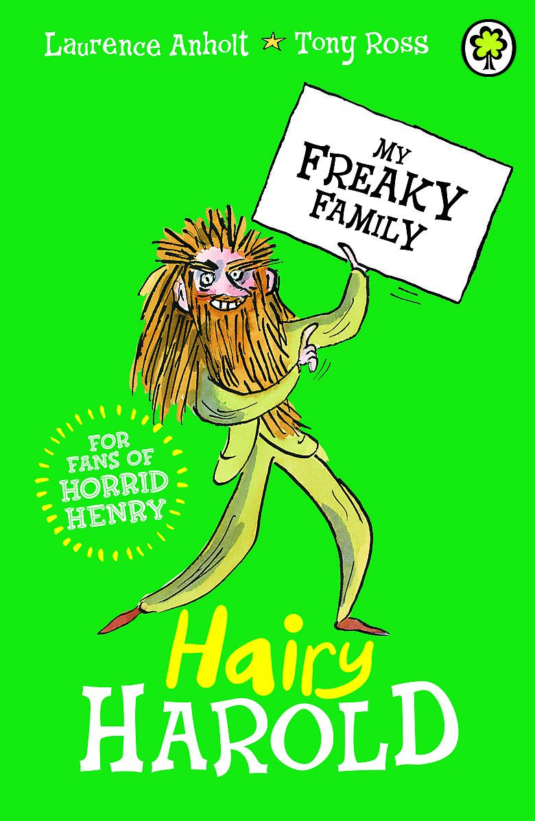 Download My Freaky Family 8: Hairy Harold (Seriously Scary) ebook