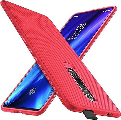 iBetter para Funda Xiaomi Mi 9T / Xiaomi Mi 9T Pro Funda, Fina de ...
