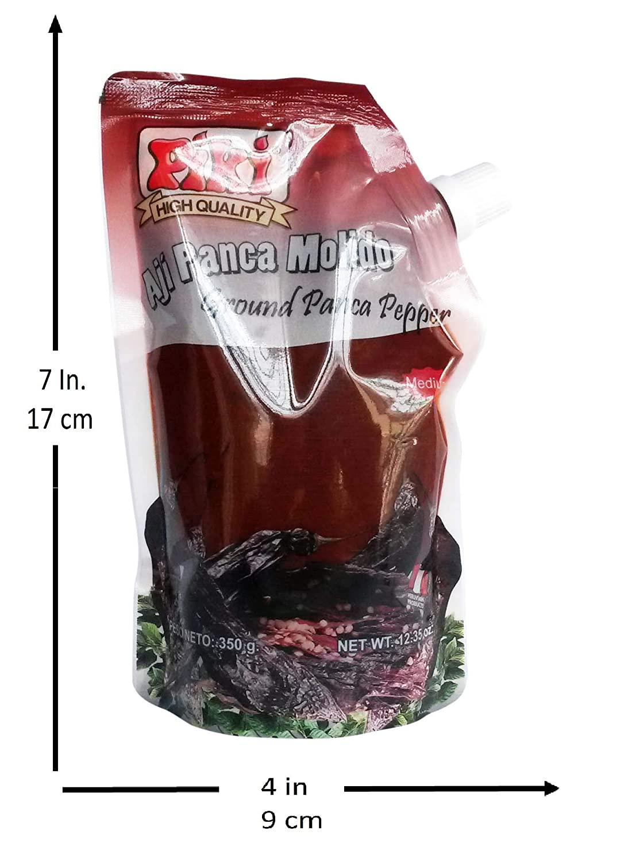 Amazon.com : Piki Aji Panca Molido - Piki Ground Panca Pepper 3 pack : Grocery & Gourmet Food