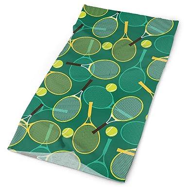 Amazon.com: Tennis Sport - Máscara para el cuello, diseño de ...