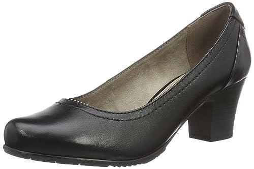 Womens 22404 Closed Toe Heels Jana x0YMPMXp
